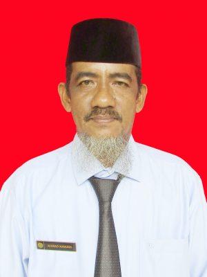 Ahmad, S.Pd.I