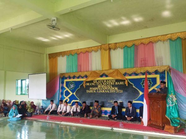Silaturahmi Orangtua Santri Baru TA 2019/2020